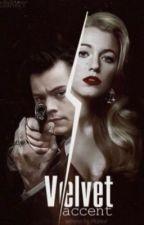 Velvet accent {H. S.} by IHarleyI