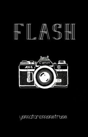 Flash by Yomataremonstruos