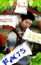 Ki Hong Lee Facts by chxndleruxdark