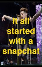 It all started with a snapchat (Brendon Urie) by anna_4231
