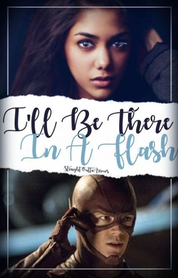 I'll Be There In a Flash ⚡ Barry Allen