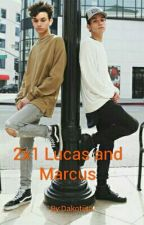 2x1 Lucas And Marcus (Español) by Dakotiita