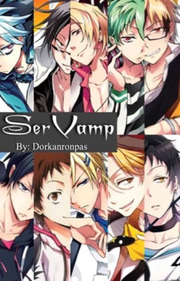 Servamp x reader oneshots
