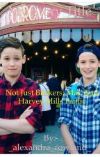 Not Just Buskers; A Max And Harvey Mills Fanfic  by _alexandra_rowland_