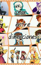 Amor Entre Dimenciones[Gravity Falls\Reverse Falls\Gravity Falls] by Dash_Cipher_4ever