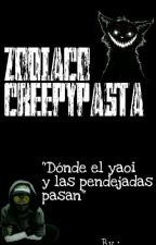 Zodiaco Creepypasta by LR_Phamton