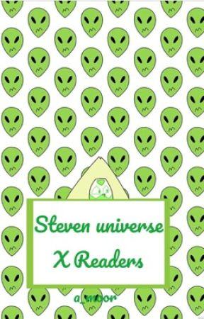 Steven universe x readers  by Webwolf