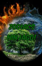 Zodiacs Ninjago by HAPPY0ME