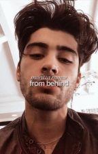 from behind ➸ maritza ramos  by tbhdinahaf
