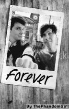 Forever/// Dan x Phil x Reader by thePhandomWizard