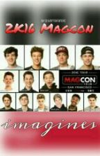 |2k16 Magcon Imagines| by lcvers