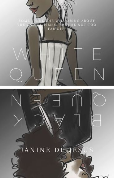 White Queen, Black Queen by janinemimi