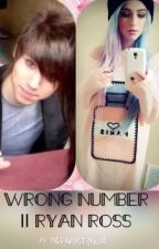 Wrong Number || Ryan Ross by Band_Trashhh