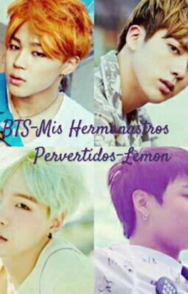 Bts-Mis Hermanastros Pervertidos-Lemon