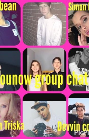 Group chats with POMS, Younowers, And Muser(Musically) COMPLETED