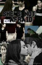 She's Not Afraid - Bianzalo by wishgonza