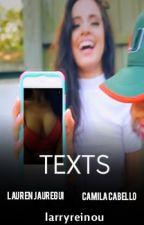 Texts ➸ Camren | EM BREVE | by larryreinou