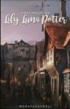 Anecdotas De Lily Luna Potter by MenaVazquez37