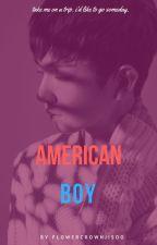 american boy ||JiSol|| by flowercrownjisoo