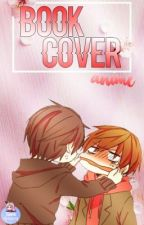 ✦Book Cover Anime 【Abierto】 by fxshimi_saah
