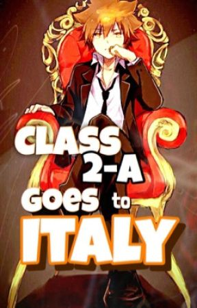 Class 2 A Goes To Italy Katekyo Hitman Reborn Fanfic Tsuna