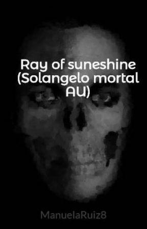 Ray of suneshine (Solangelo mortal AU) by ManuelaRuiz8