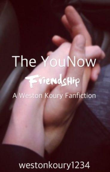 The YouNow Friendship||A Weston Koury Fanfiction