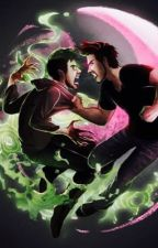 Darkiplier and Antisepticeye X Reader by CopperLiver