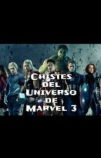 Chistes del Universo de Marvel 3 by 05DaniHiddlesWorth