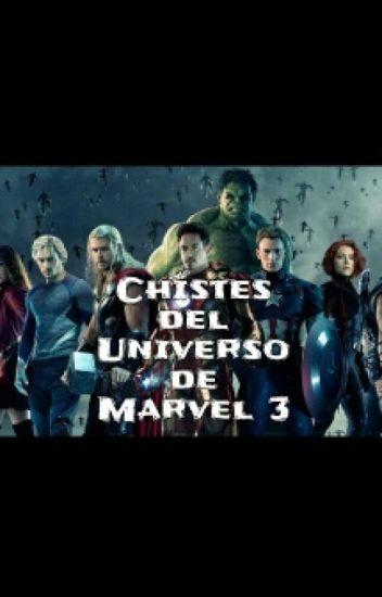 Chistes del Universo de Marvel 3