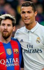 Leo Messi x Cristiano Ronaldo OneShots by ashtonsvocal