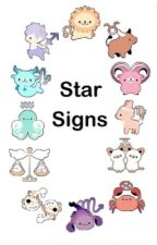Star Signs by LovelyLunaMoon