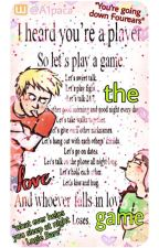 The Love Game! by A1paca