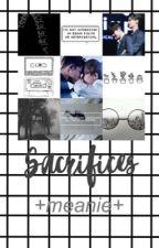 sacrifices. +Meanie by -jeonochu
