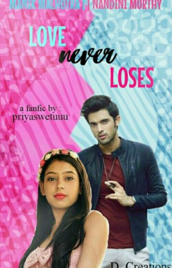 MANAN ss - LOVE never loses { Completed }