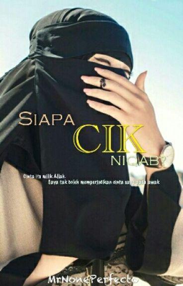 Siapa Cik Niqab?