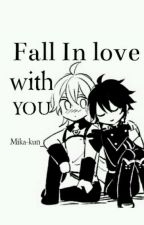 Fall in love with you [ • YuuMika OneShot • ] by Mika-Kun_