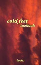 cold feet ⚣ kth+jjk  by Jinisprettierthanyou