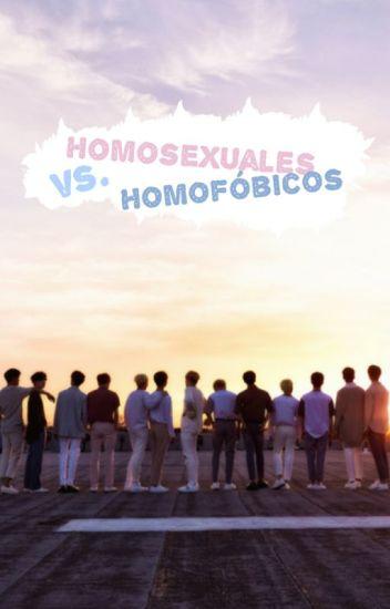 Homosexuales vs. Homofóbicos © {SEVENTEEN}