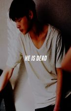 he is dead ♡ vmin by JEONCIDIO