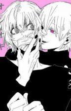 Words Aren't Everything (Kaneki X Juuzou) by Luna_Whos_Soft