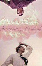 Annyeong, Kookie! by TaeforGukk
