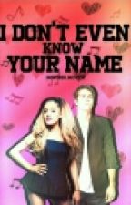 I Don't Even Know Your Name // dylan o'brien Fan Fiction by inspired_newtie