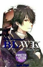 Blue Luminescent White Knight (B.L.W.K.) by ReitoKishi