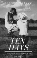 Ten Days >> Douwe Bob | Wattys2016 by rebmohnani