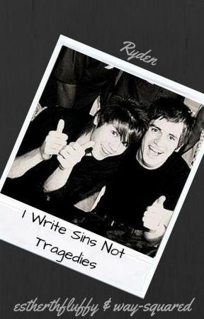 I Write Sins Not Tragedies    ryden  by estherthefluffy