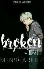 • Broken Pieces • || SEVENTEEN's Hoshi || • by MinScarlet