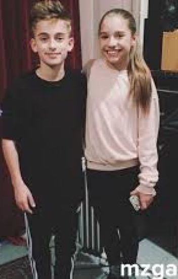 Mackenzie Ziegler and Johnny Orlando- A Love Story:)