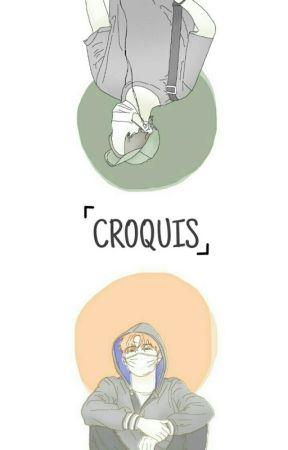 croquis - jihope  by takuyaa