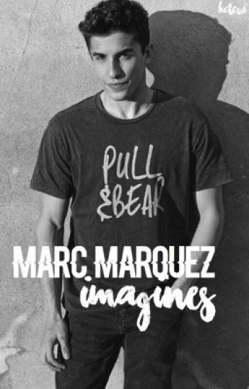 Marc Marquez Imagines